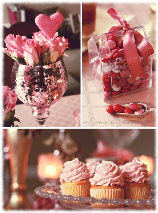 bittersweet valentine's party shoot