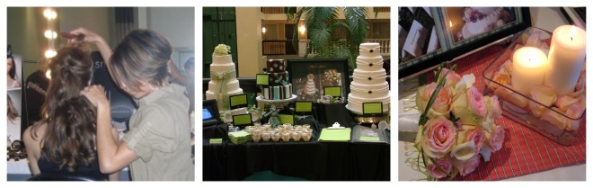 bridal show booths wedding cake bakery