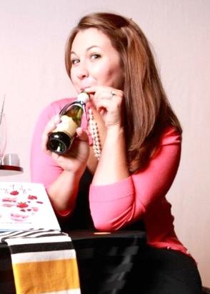 Courtney Whitmore of Pizzazzerie.com