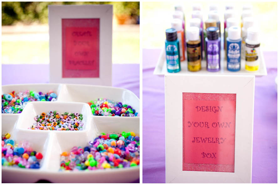 8th birthday party ideas for girls