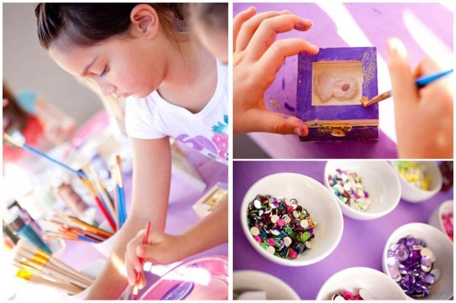 crafting jewelry boxes