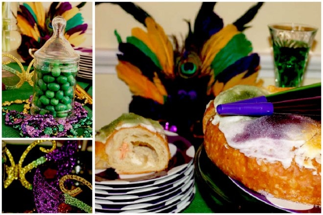 how to make a king cake