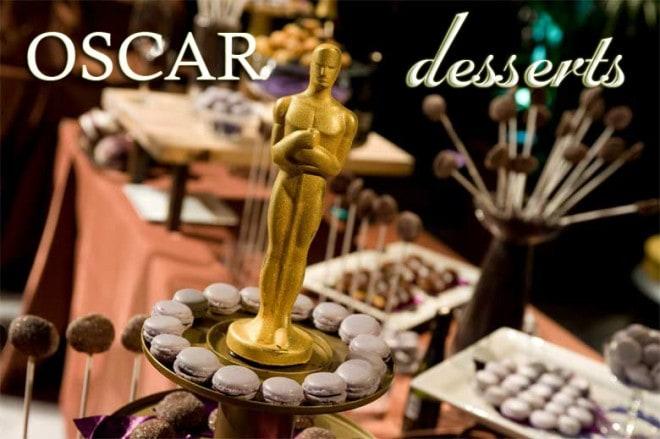 oscar 2011 desserts