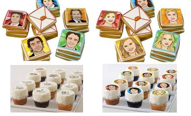 oscar cupcakes