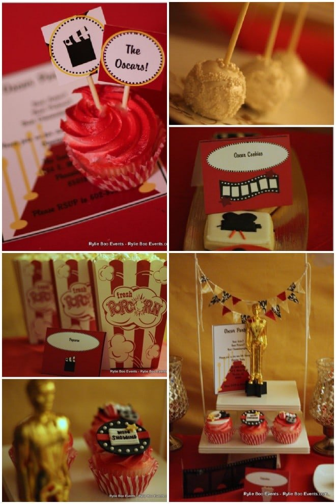 oscar 2011 party ideas