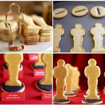 Oscar Sugar Cookies