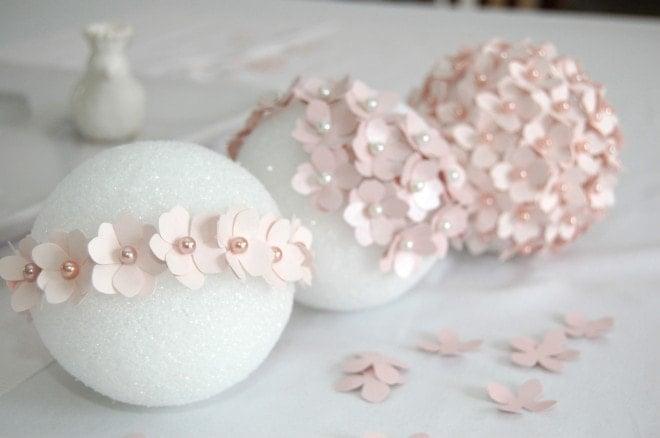 Tutorial How To Make A Pomander Flower Ball Pizzazzerie