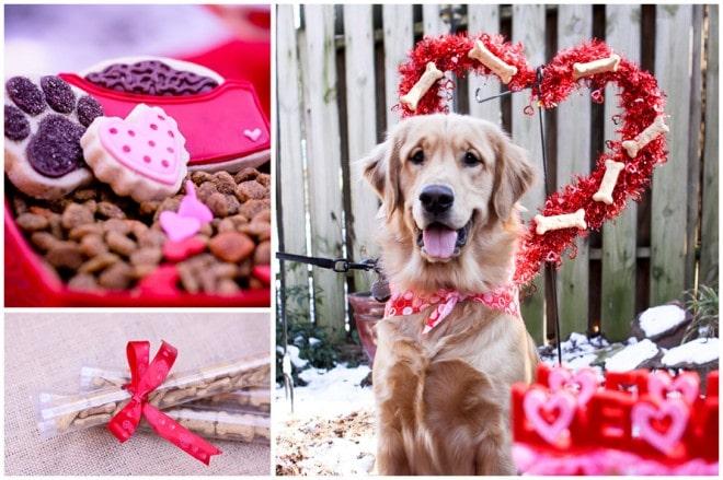 """""""Puppy Love"""" Valentine's Party"""