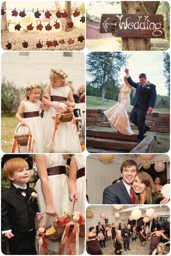 fall wedding nashville, tn