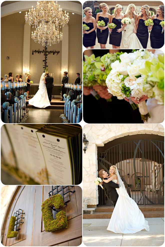 Texas Piazza Wedding