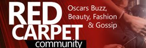 Glam Red Carpet Oscar's Community