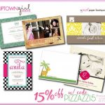 Paperie Guide: Featuring Uptown Girl Designs!