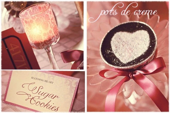 "{Love Bites} A ""Bittersweet"" Valentine's Party (and a Giveaway!)"