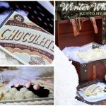 Winter White Picnic {Key to My Heart} + Vintage Tray Tutorial