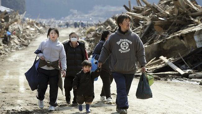 japan tragedy