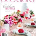 Exciting News: Occasions Magazine