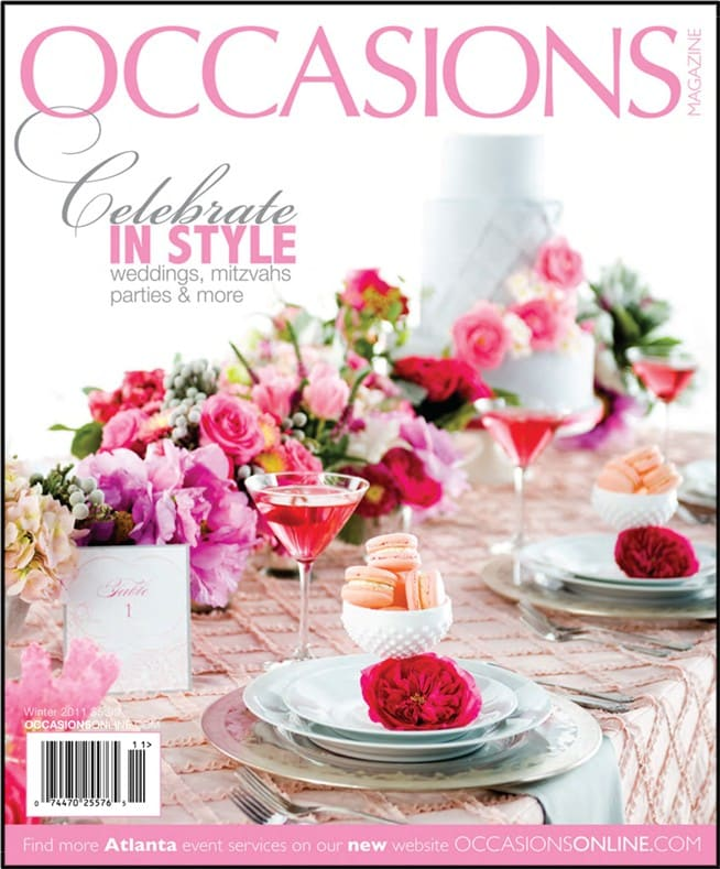 Atlanta's Occasion Magazine