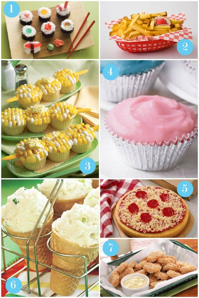 7 april fool's dinner and dessert trick recipes