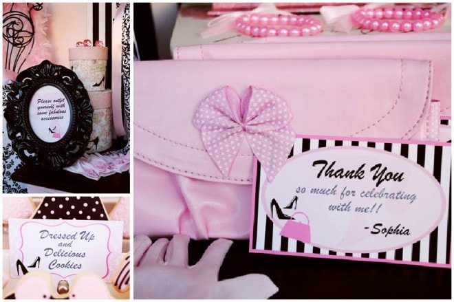 barbie favors for birthday party