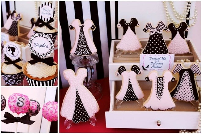 barbie pink birthday party