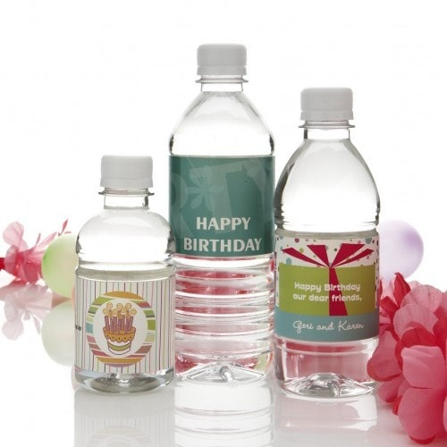 Bottle Your Brand: Personalized & Customized Labels!