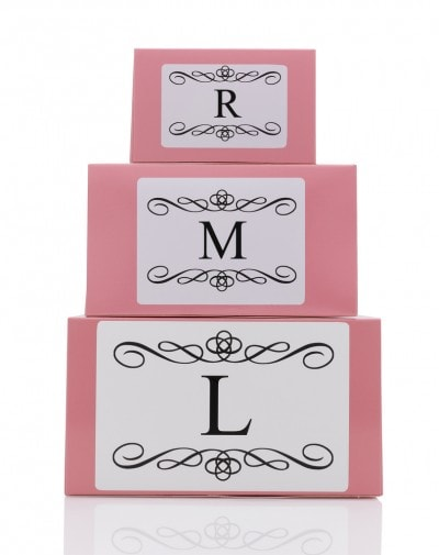 personalized label boxes