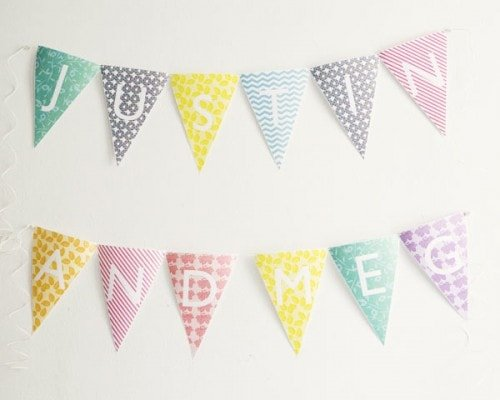 free bunting download