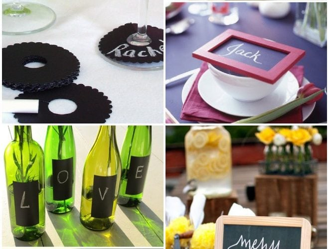 {Party Trends} Chalkboard Paint Ideas!