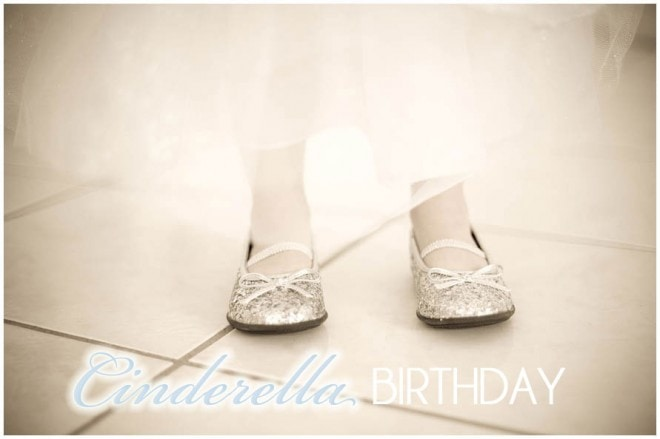cinderella birthday party