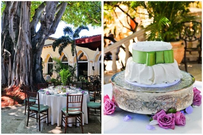 florida lavender wedding