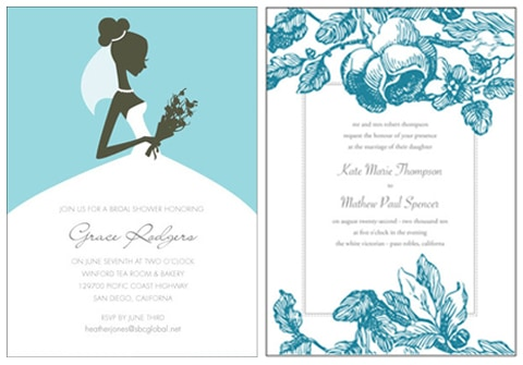 free wedding shower printables