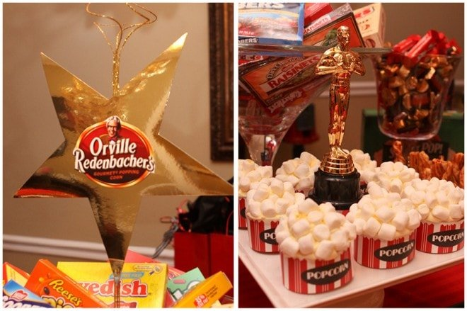 oscars orville redenbacher party