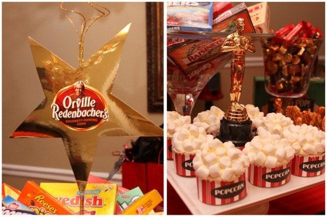 oscars orville redenbacher party