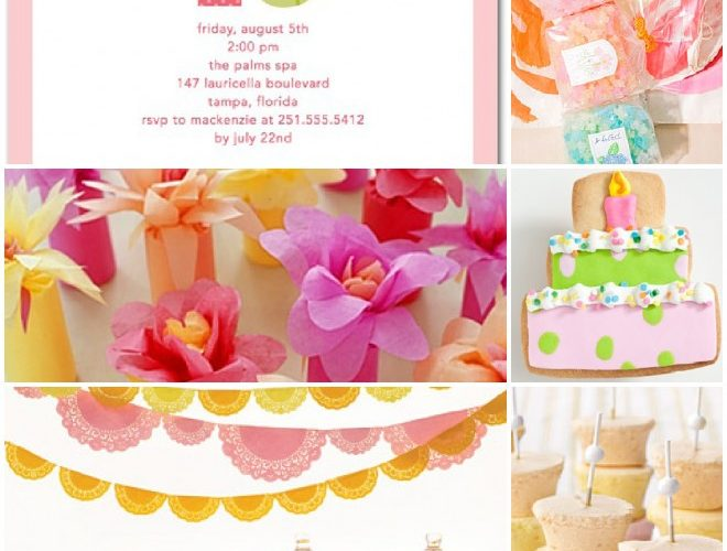 Sweet 16 Birthday Party Inspiration