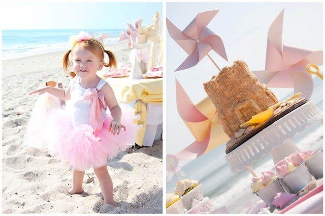 Beach Baby Birthday Party