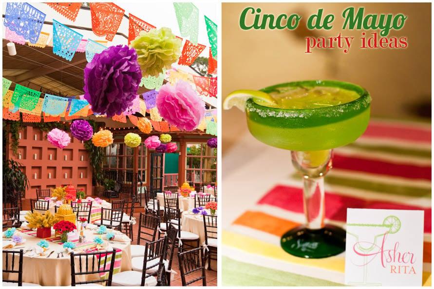 Fiesta Cinco De Mayo Party Ideas