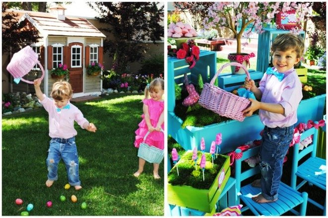 easter egg hunt party ideas 7