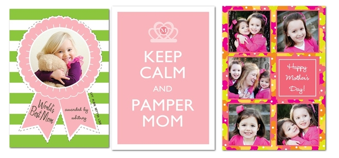 mothers day cards tiny prints