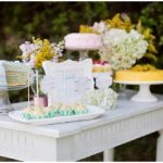 Mother's Day Dessert Table + Free Printables!