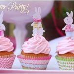 (Giveaway) Pink & Yellow Bunny Rabbit Easter Party