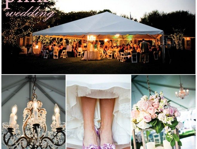 {Wedding Showcase} Pink + Blue