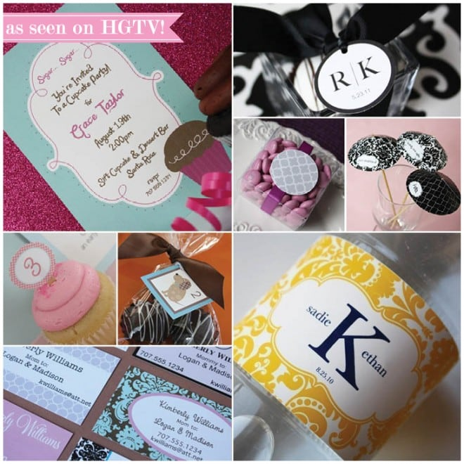 print your party giveaway printables