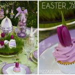 {DIY} Lavender Easter Brunch