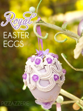 royal easter eggs