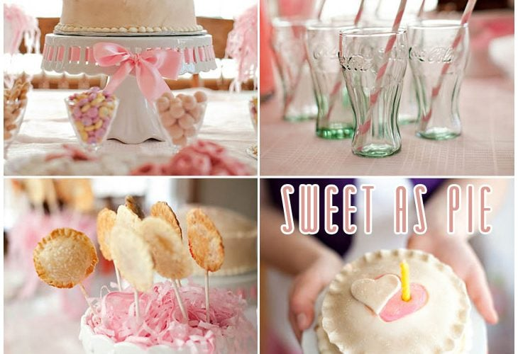 """""""Sweet as Pie"""" 1st Birthday Party"""