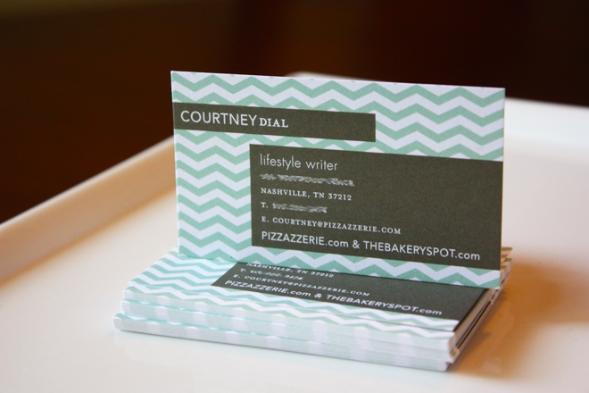 tiny prints biz card