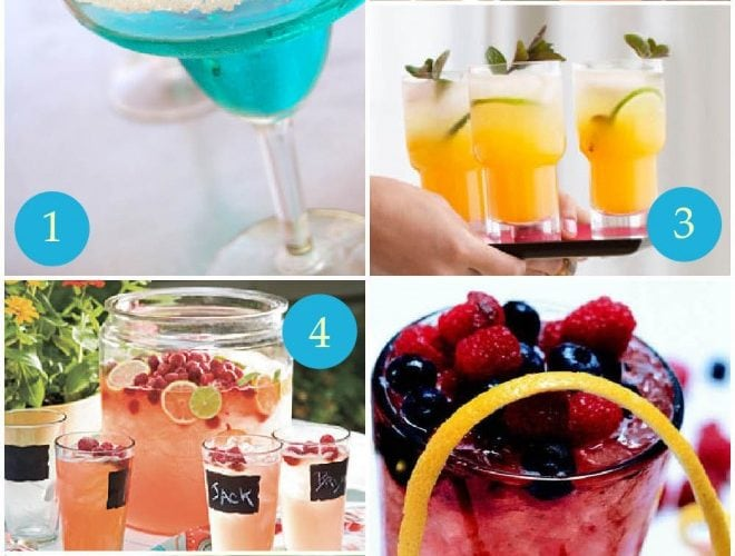 Top 6 Spring Cocktail Recipes
