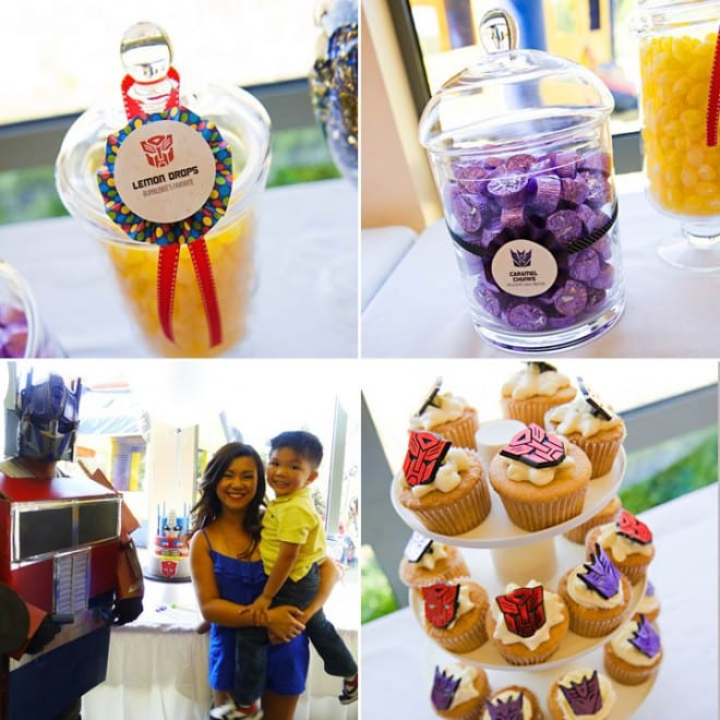 transformers birthday party 3