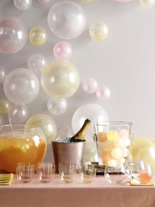 bubble party