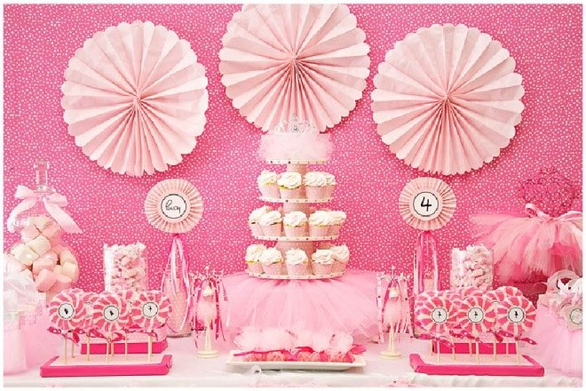 its every little girls dream to be a ballerina and with a party design by ellen of whimsical mod parties these little girls had their wishes come true